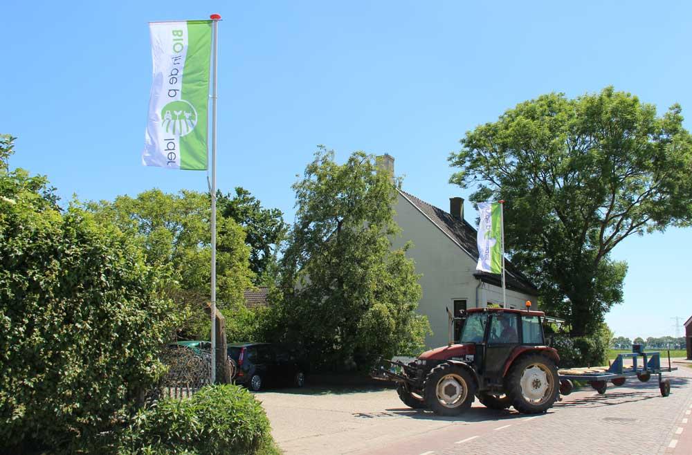 Entree-de-boerderij