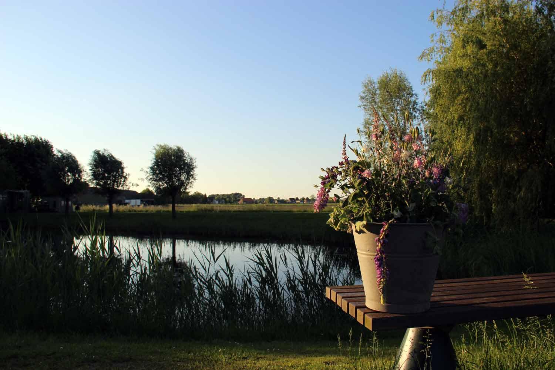 Rust-aan-de-paddenpoel-in-de-polder